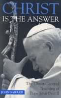 Christ is the Answer book cover